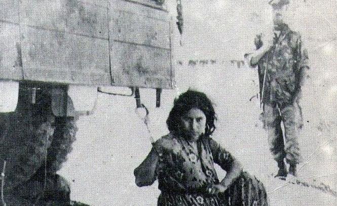 Les femmes d'EL-FLAYE toujours au rendez-vous de l'histoire.